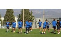 Akhisar Belediyespor, kupa maçı hazırlıklarına başladı