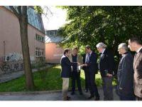 Rektör Özer'den BEÜ İlahiyat Fakültesi için yeni binası müjdesi