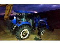 Manisa'da birlik başkanı traktörün altında kaldı