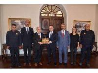 Vali Çataklı, PTT'nin Kuruluş yıl dönümünü kutladı