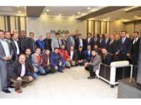 MÜSİAD üyelerine teşvik paketi anlatıldı