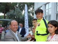 Efeler'de satranç turnuvası ödülleri sahiplerini buldu