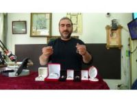 Osmanlı mücevherlerine ilgi artıyor