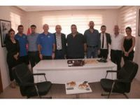 Adana ASKİ Spor'dan, Botaşspor'a başsağlığı ziyareti