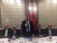 Başkan Çelik, İstanbul'daki Kayserililerle