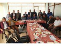 Anadolu Dernekler Birliği, Azerbeycanlılar Derneğini ziyaret etti