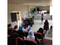 Cizre'de kadınlara yönelik seminer