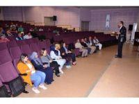 Kartepe Belediyesi'nde iş güvenliği eğitimi