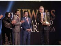 İslamdDünyasının en iyileri ödülünü alan ilk Türk, Dr. Mustafa Aydın