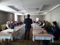Suriyelilere yönelik yardım programı start aldı