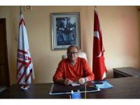 Ayvalıkgücü Belediyespor Başkanı İrfan Vural istifa etti