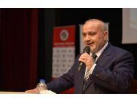 Şevki Yılmaz, 'Türkiye Hepimizin' konferansına katıldı