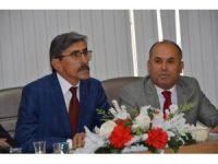 Ziraat Odası tarafından Tarım Konseyi Toplantısı yapıldı