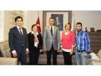 Marmaris Ticaret Odasından Tarihi Alan Başkanlığına ziyaret