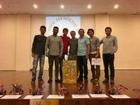SDÜ ekibi robot yarışmasında şampiyon