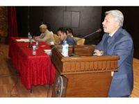Usta öğreticileri bilgilendirme toplantısı gerçekleştirildi
