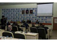Van'da il koordinasyon kurulu toplantısı