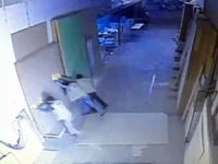 Pakistanlı işçinin ölümü güvenlik kamerasında