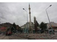 Osmancık Beylerçelebi Cami'de Çalışmalar Başladı