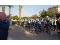 """Ortaca'da """"Hürpedal"""" bisiklet festivali"""