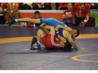 12. Dünya Üniversitelerarası Güreş Şampiyonası başladı