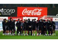Beşiktaş, Gençlerbirliği maçı hazırlıklarını sürdürdü