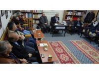 TYB Erzurum şubesinde Naim Hoca anıldı