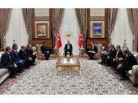 Cumhurbaşkanı Erdoğan'dan ATO'ya teşekkür