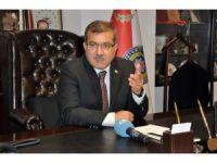 İzmir'in başarılı emniyet müdürü Antalya'ya gidiyor