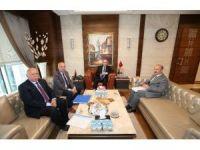 Bakan Özlü'den Dursunbey'e OSB müjdesi
