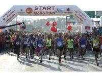 Vodafone 38. İstanbul Maratonu'nda gözler start noktalarında