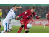 İsmail Atalan'ın çalıştırdığı Lotte, Leverkusen'i eledi