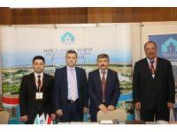 Ahmet Yesevi Üniversitesi Kayseri Eğitim Fuarı'nda