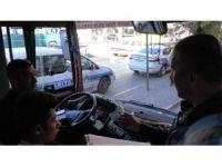 Halk otobüsü sürücülerine kılık kıyafet denetimi