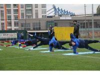 Karabükspor'da Fenerbahçe hazırlıkları
