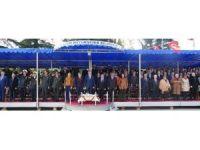 Trabzon'un fethinin 555. yılı törenle kutlandı