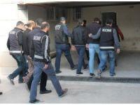 FETÖ soruşturmasında 17 polis adliyeye sevk edildi