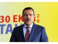 Bakan Tüfenkci'den yöresel ürünlere yurt dışında fuar sözü