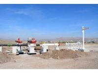 İscehisar'da doğalgaz çalışmaları sürüyor