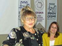Çeşme kadın kooperatifleri toplantısına ev sahipliği yaptı