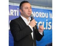 AK Partili başkandan partililere çağrı