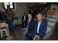 Başkan Ataç, Cam Festivali'ni gezdi