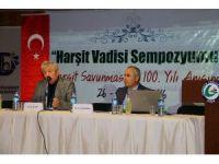 """""""Karadeniz'in Çanakkale'si"""" Harşit Savunması Sempozyumu başladı"""