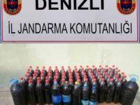 Kaçak şarap operasyonuna 19 gözaltı