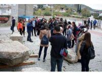 Üniversite öğrencilerinin Osmaneli gezisi