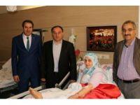 Hastanın hekime güveni 20 yıl sonra Muş'ta buluşturdu