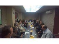Başkan Yağcı, AK Parti Bilecik Merkez İlçe Başkanlığı'nın toplantısına katıldı