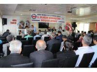 Büro Memur-Sen'in kongresi iptal edildi