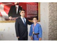Yavuz Selim Ortaokulu öğrencisi Türkiye Şampiyonu oldu