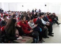ERÜ'de Çanakkale Şehitleri konferansı